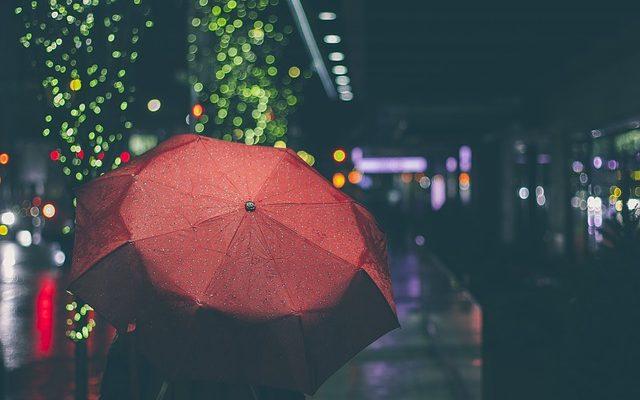 rain and memories